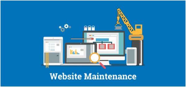 Website Maintenance - ECONOMY