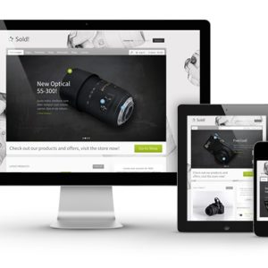 Website Design - DYNAMO 3601